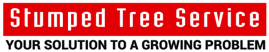 Stumped Tree Service Logo